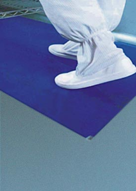 Contamination Control Blue Sticky Mats